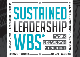 Sustained Leadership WBS: A Disciplined Project Approach to Building You and Your Team into Better Leaders
