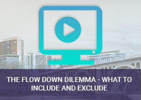 The Flow Down Dilemma – What to Include and Exclude